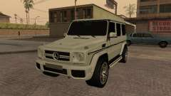 Mercedes-Benz G65 AMG Armenian for GTA San Andreas