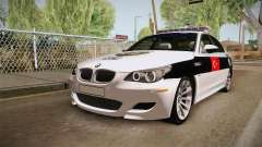 BMW M5 E60 Turkish Police for GTA San Andreas