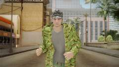 GTA Online DLC Import-Export Male Skin 1 for GTA San Andreas