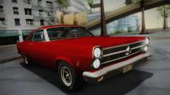 Ford Fairlane 500 1966 HQLM for GTA San Andreas
