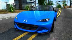 Mazda MX-5 Miata 2016 for GTA San Andreas