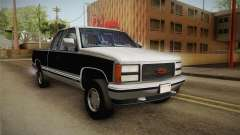 Chevrolet Silverado 1992 for GTA San Andreas