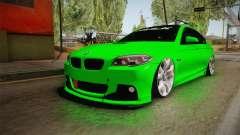 BMW M5 F10 Hulk for GTA San Andreas