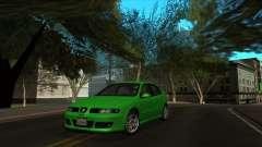 2003 Seat Leon Cupra R Series I for GTA San Andreas