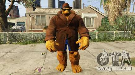The Thing Incognito for GTA 5