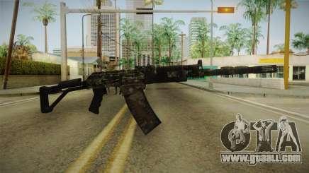 Survarium - VEPR Camo for GTA San Andreas