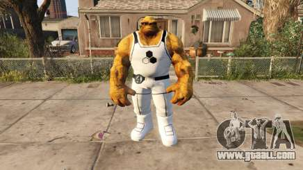 The Thing Future Foundation for GTA 5
