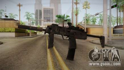 Battlefield 4 - MP7A1 for GTA San Andreas