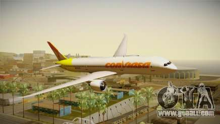 Boeing 787 Conviasa for GTA San Andreas