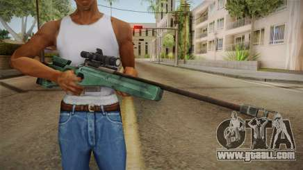 Battlefield 4 - SV-98 for GTA San Andreas