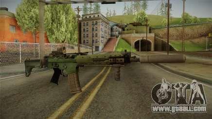 Battlefield 4 - AK-5C for GTA San Andreas