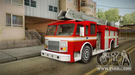 Driver: PL - Firetruck for GTA San Andreas