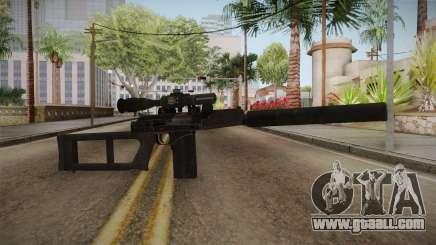 Survarium - VSK-94 for GTA San Andreas