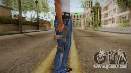 Battlefield 4 - SG 553 for GTA San Andreas