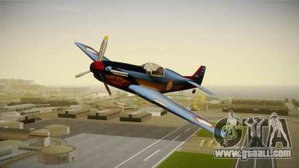 Rustler Indonesian Air Force v1 for GTA San Andreas