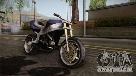 FCR-900 Stunt v1 for GTA San Andreas