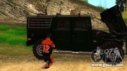 Life situation 5.0 for GTA San Andreas