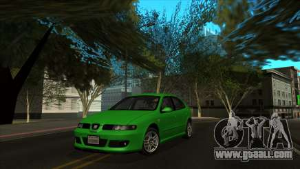 2003 Seat Leon Cupra R Series I for GTA San Andreas