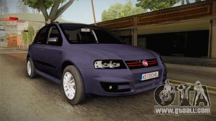 Fiat Stilo for GTA San Andreas