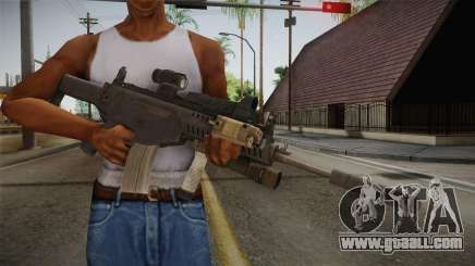 ARX-160 Tactical Elite for GTA San Andreas