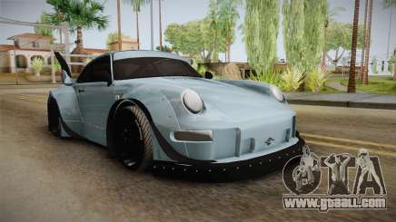 Porsche 993 RWB Rotana for GTA San Andreas