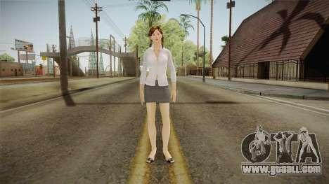 007 EON Lin for GTA San Andreas second screenshot