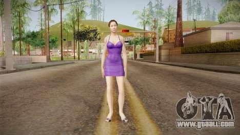 007 EON Shannon for GTA San Andreas second screenshot