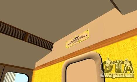 ST_M Metrostav type E for GTA San Andreas wheels