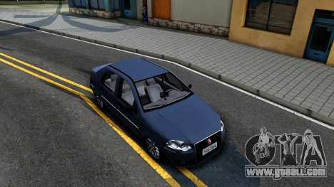 Fiat Siena for GTA San Andreas right view