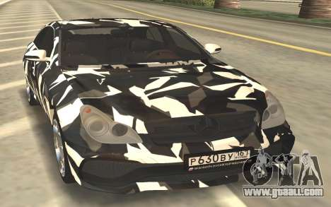 Mersedes-Benz CLS 63 for GTA San Andreas