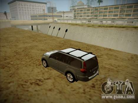 Great Wall Hover H2 for GTA San Andreas right view