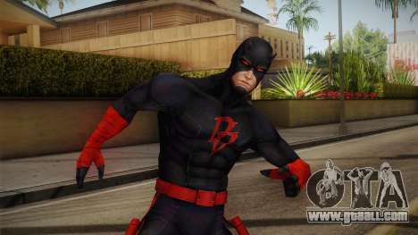 Marvel Future Fight - Daredevil (Shadowland) for GTA San Andreas