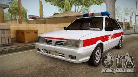 Daewoo-FSO Polonez Caro Plus 1.6 GLi Security for GTA San Andreas