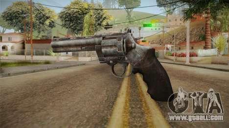 Survarium - Magnum Revolver for GTA San Andreas second screenshot