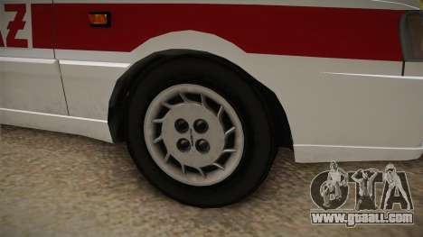Daewoo-FSO Polonez Caro Plus 1.6 GLi Security for GTA San Andreas back view