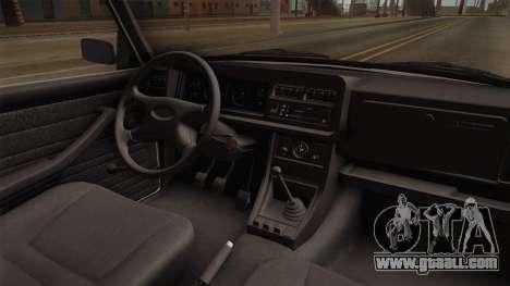 2107 Combat for GTA San Andreas