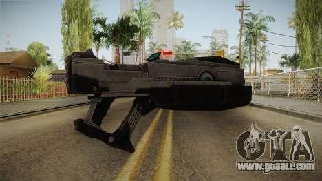 Deadpool The Game - Cable Gun for GTA San Andreas second screenshot