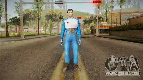007 EON Bond Racer for GTA San Andreas second screenshot