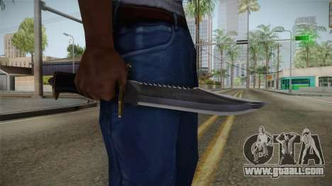 Alabama Slammer for GTA San Andreas third screenshot