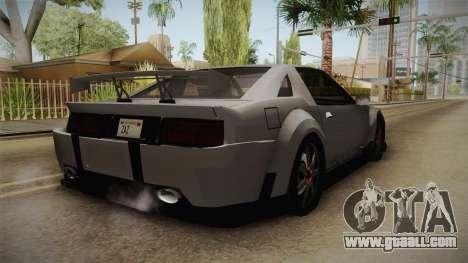 Razors Buffalo for GTA San Andreas