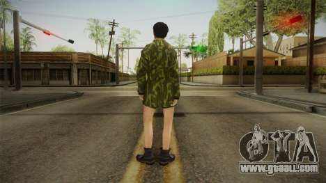 007 Goldeneye Natalya for GTA San Andreas third screenshot