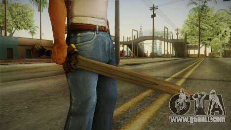 Injustice: Gods Among Us - Wonder Woman Sword for GTA San Andreas