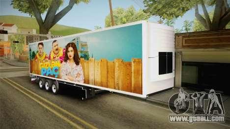 Gizden Qac Trailer for GTA San Andreas