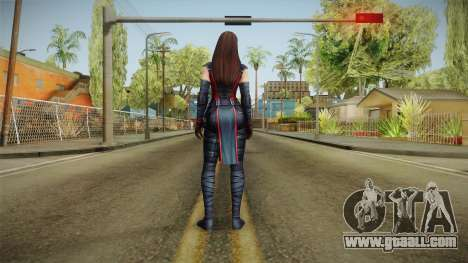 Marvel Future Fight - Elektra (Netflix) for GTA San Andreas third screenshot