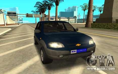 Lada Niva Urban for GTA San Andreas