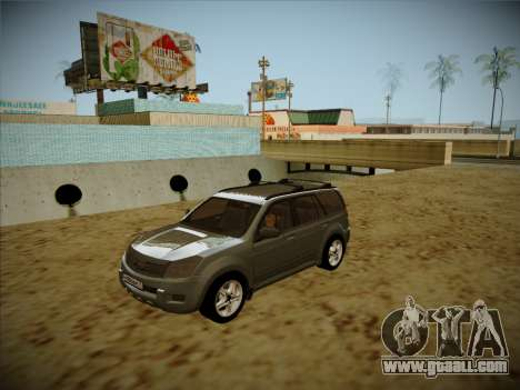 Great Wall Hover H2 for GTA San Andreas