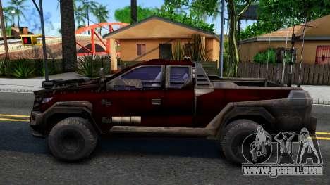 Tactical Vehicle for GTA San Andreas
