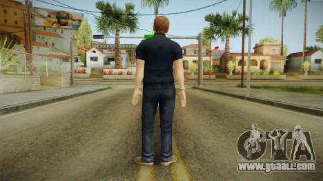 007 Legends Craig First Outfit for GTA San Andreas third screenshot
