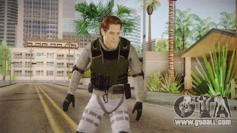 007 EON Nikolai Diavolo-Willem Dafoe for GTA San Andreas