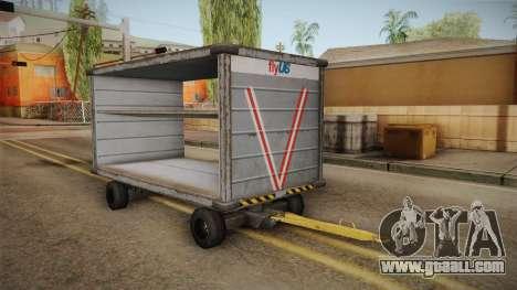 GTA 4 Airport Trailer 1 for GTA San Andreas